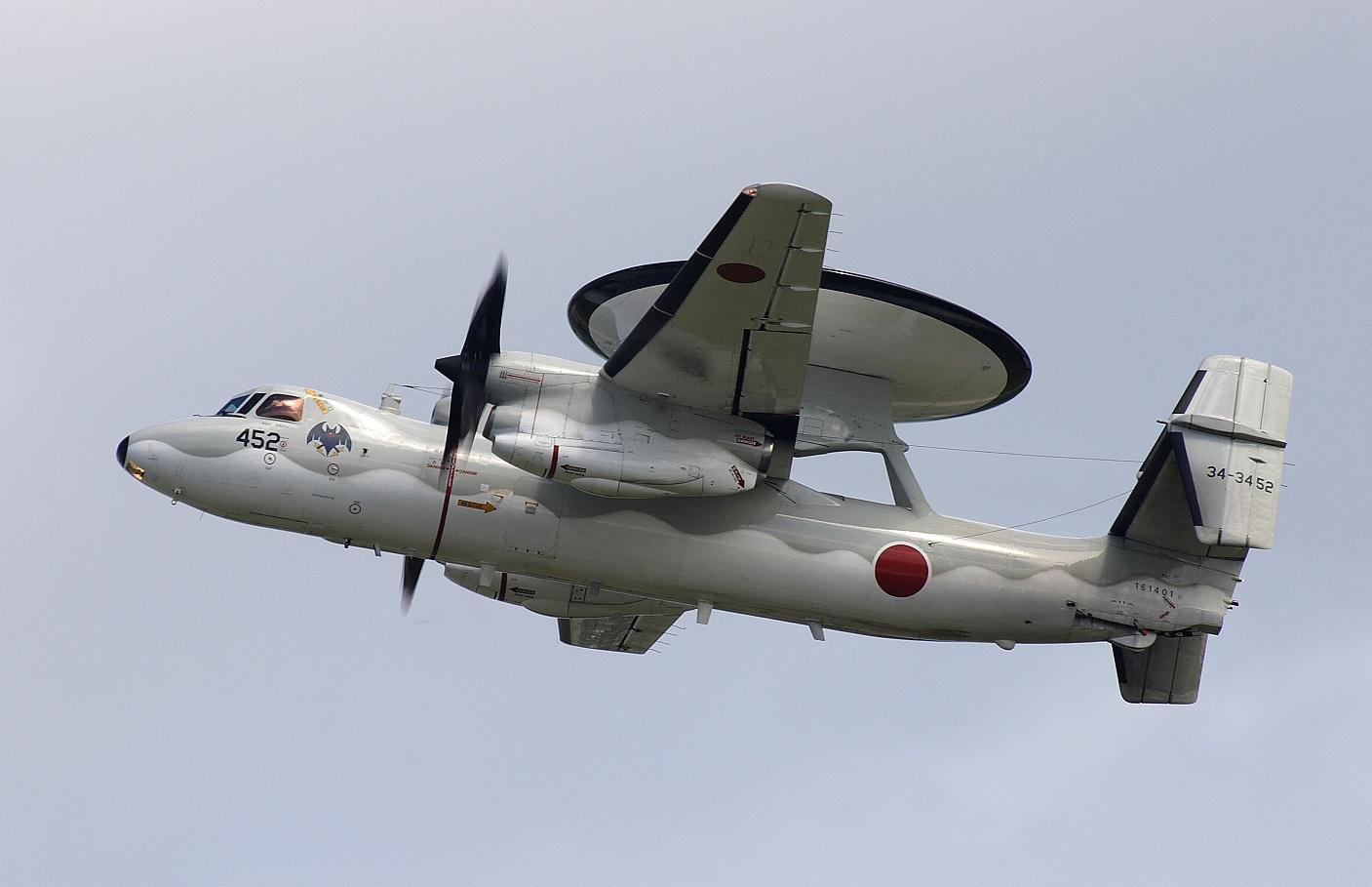 美制最强航母预警机遭日本泄密 此类事件已发生多起