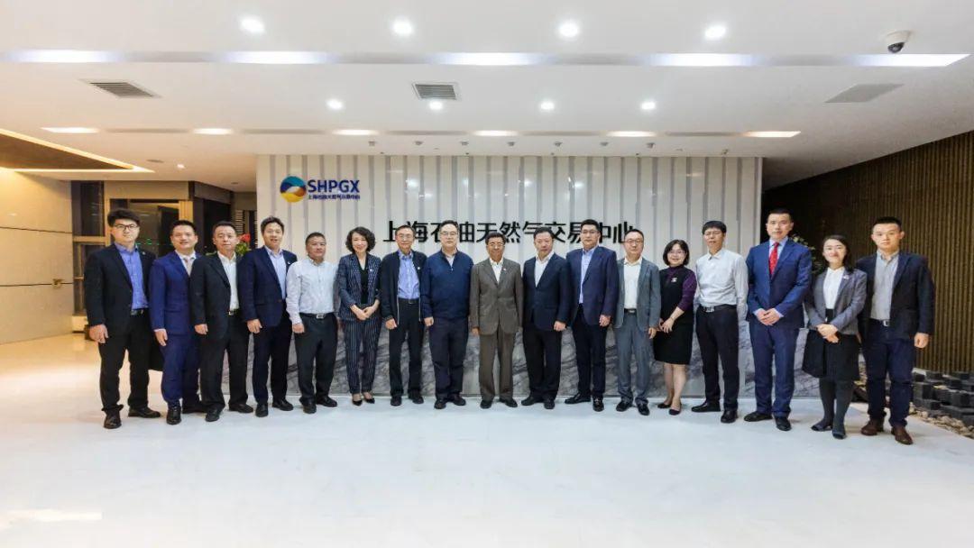 中国海油副总经理陈壁:助推上海石油天然气交易中心油品业务做大做强
