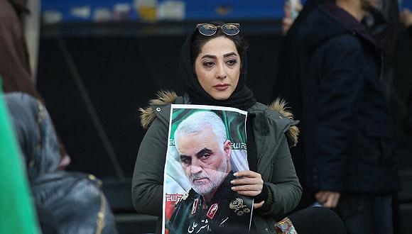 图片来源:IRNA