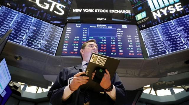 全球投资谈:波澜不惊破新高的美股,破万的谷歌,归来的脸书