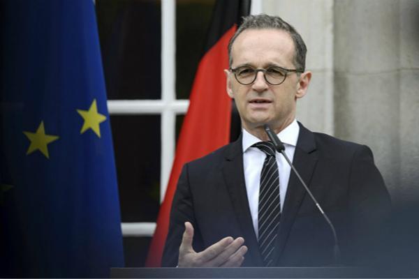 德国外长批特朗普对伊朗极限施压:我们不会跟随美国