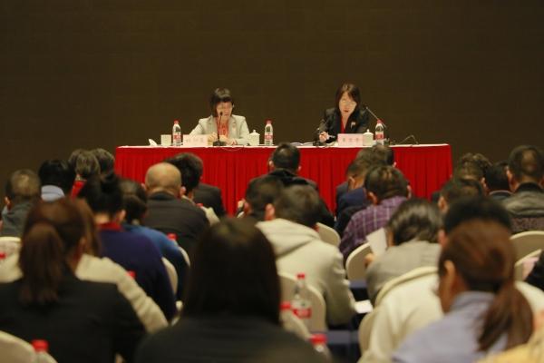 全省公证工作培训班在杭州举办图片