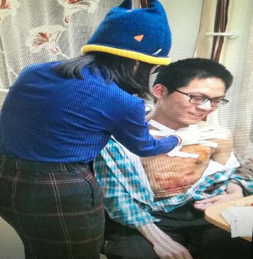 北京至山西列车上,大学生帮人搬行李后突然血流不止!