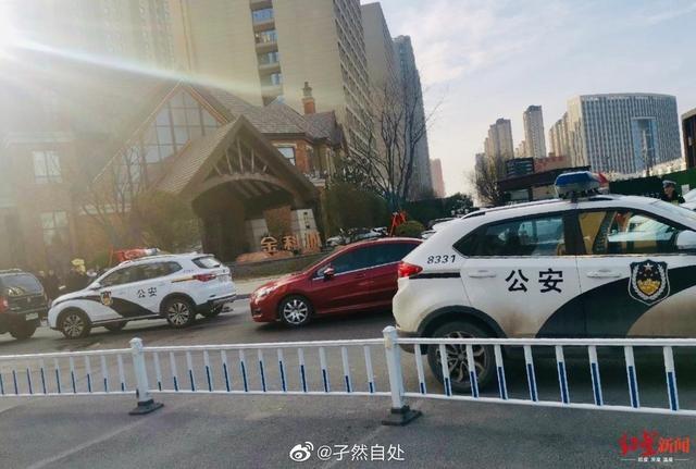 郑州一售楼部置业顾问疑被业主杀害 警方回应