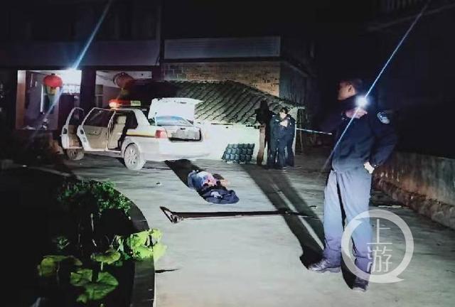 四川宜宾男子酒后误伤亲属 民警怀疑其持有枪支开4枪击毙
