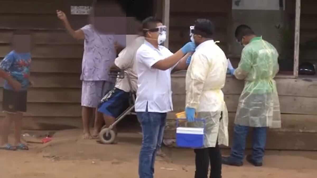 苏里南新冠肺炎疫情趋缓 政府谨慎放宽防控新举措