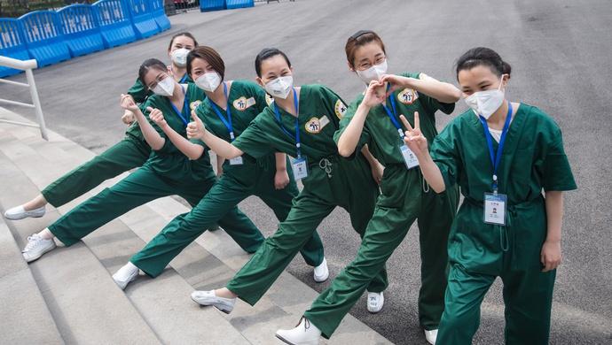 乔杰院士:女性医者在抗疫和科研中发挥独特作用图片