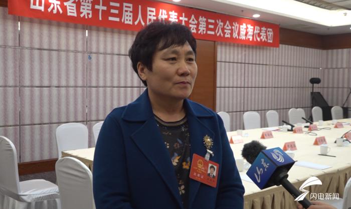 省人大代表张温丽:征集志愿者 在社区办长期性的暖心食堂