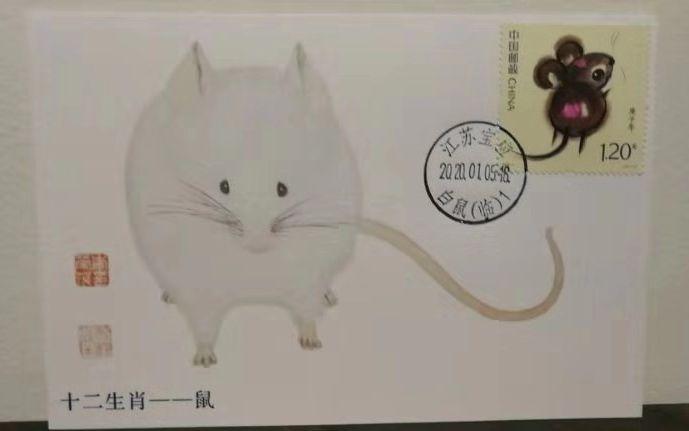 """每12年过一次""""生日"""" 江苏白鼠村小邮局3岁了图片"""