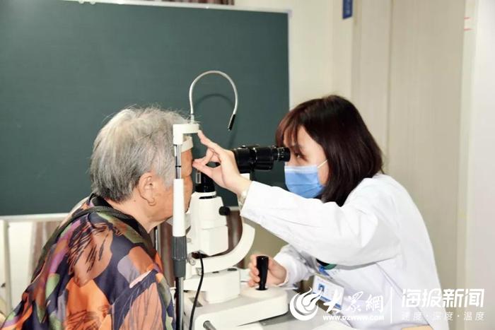 菏泽爱尔眼科医院举办白内障防治答疑会暨手术开放日活动