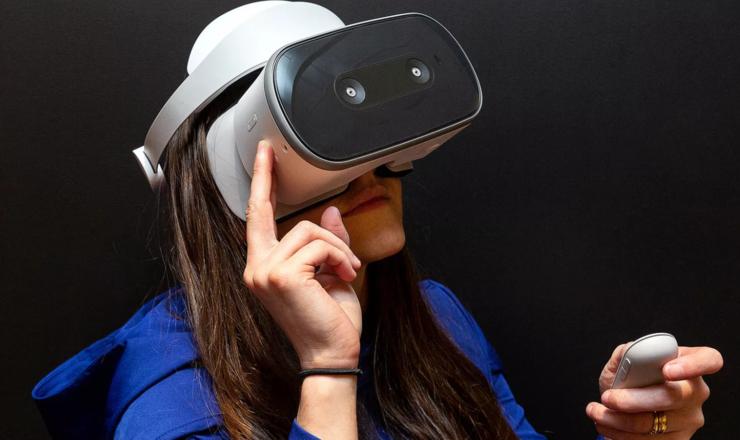 """联想新款VR头显要来了,依旧无需连接手机电脑,这次是""""独立研发"""""""