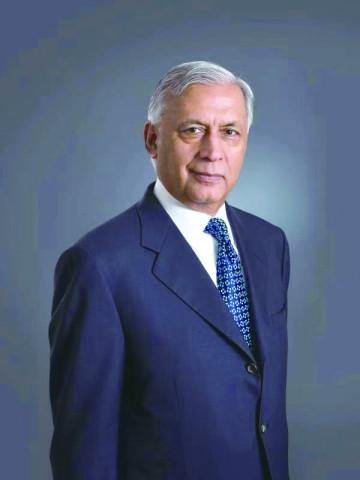 巴基斯坦前总理阿齐兹:一带一路