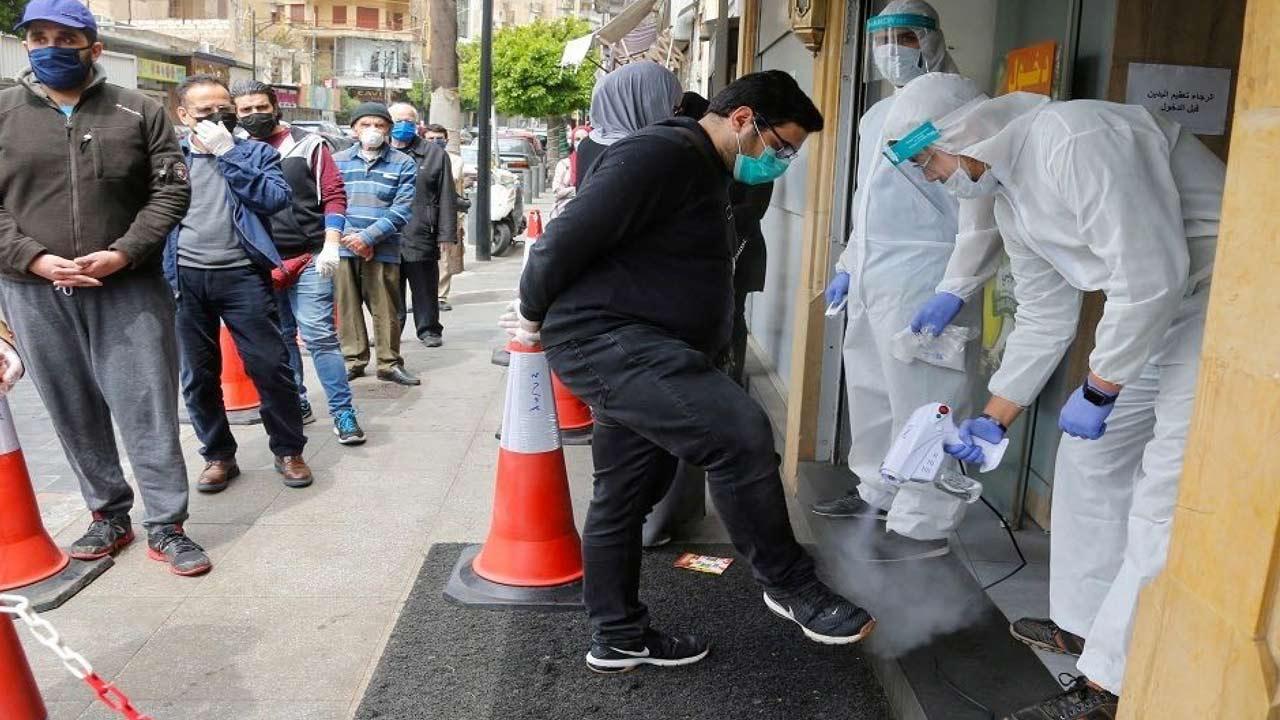 黎巴嫩新增1139例新冠肺炎确诊病例 累计确诊94236例