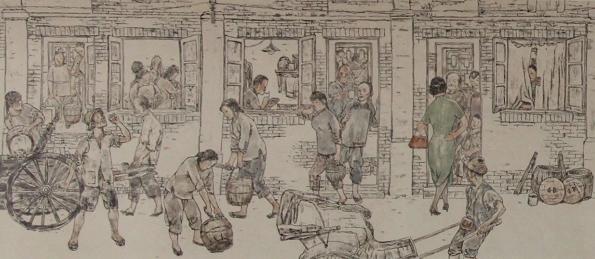 """贺友直、陆元敏和孩子们眼中的上海有什么不同?看看""""2020-上海-你好""""迎春展吧"""