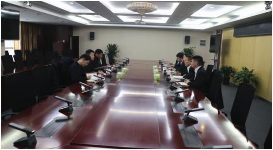 鲁证期货桦川县政府座谈交流结对帮扶工作
