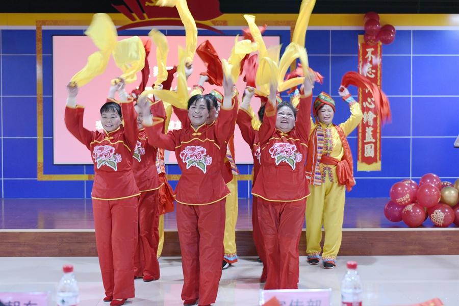 崇左市交通运输局举办2020年新春党群联谊会