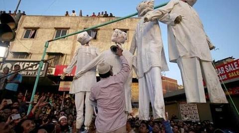 印度轮奸杀害女学生案元凶将被送上绞刑架处决