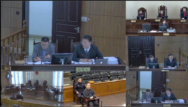 百名红通人员蒋谦被判3年缓刑5年 曾录劝返视频图片