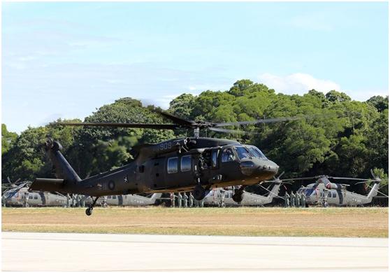 台军黑鹰直升机4年共发生3起意外 此次最为严重