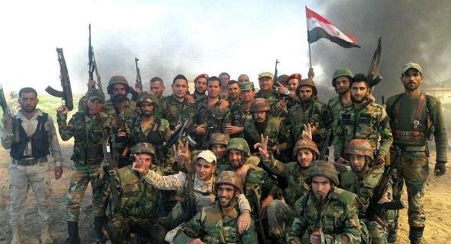 叙利亚大军发动总攻,成功收复战略要地,离收复伊德利卜又近一步