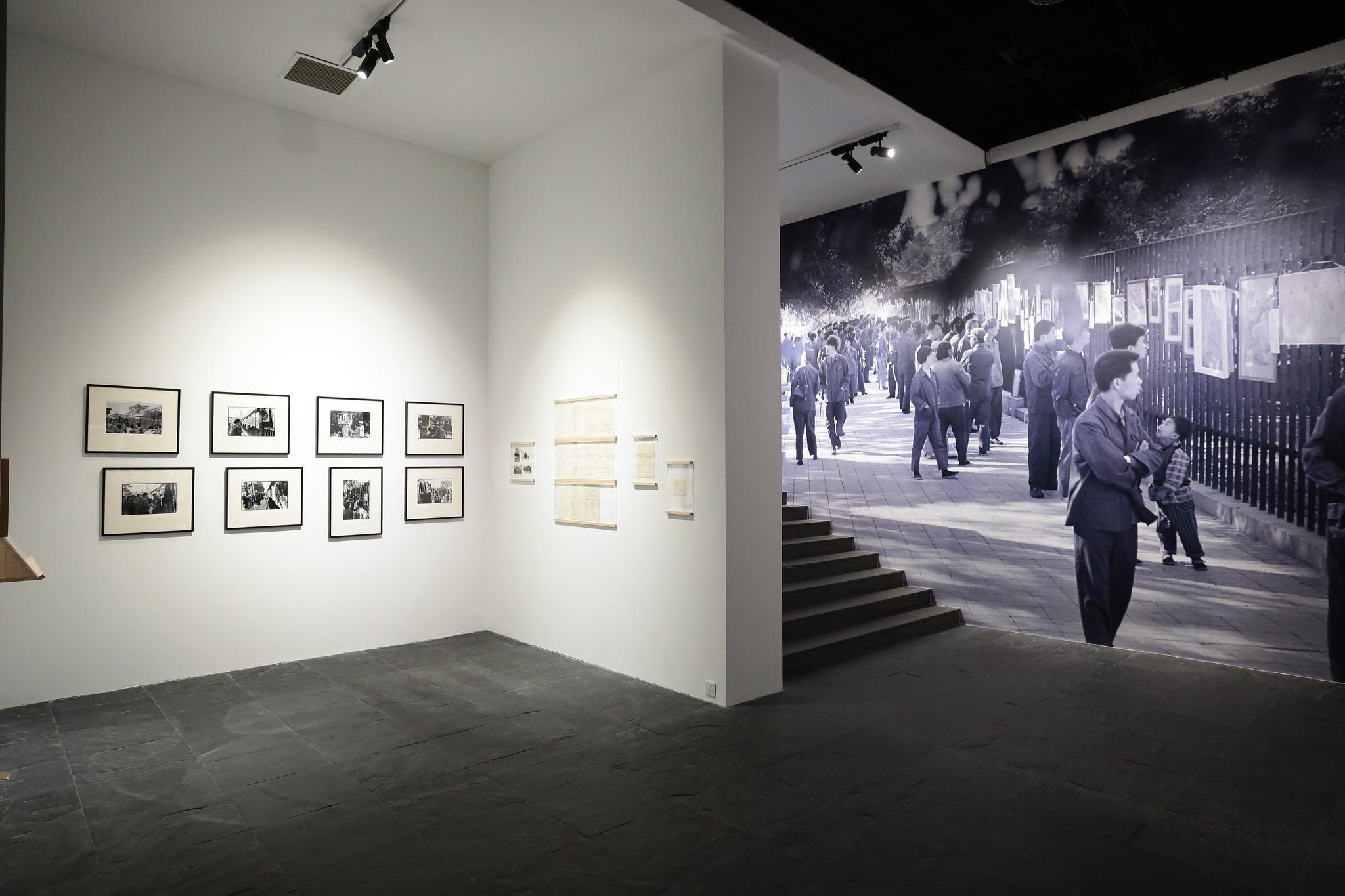 """艺术观察丨""""星星美展""""四十周年,回望激越思想时代"""