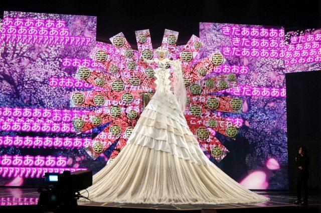 小林幸子曾在红白上演唱网络歌曲(NHK)