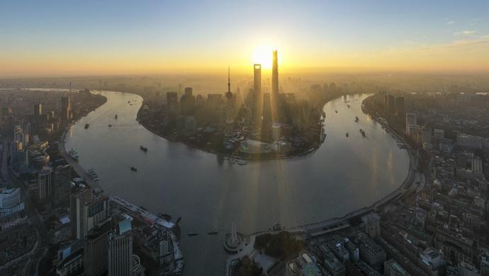 """【观见】""""20年代""""开工第一天,上海市委书记为何这样安排图片"""