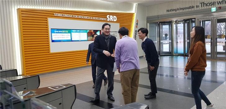 李在镕:三星计划利用全球首个3纳米工艺制造芯片