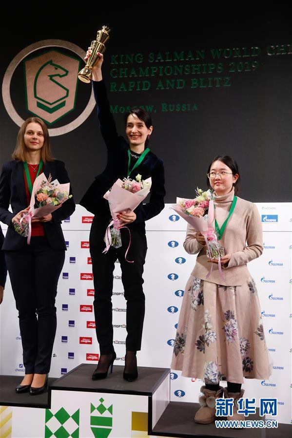 2019世界国际象棋快棋和超快棋锦标赛中国选手创佳绩