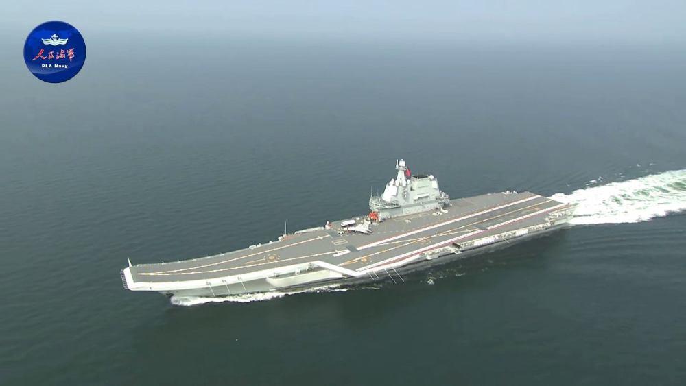 美媒:中国今年将击败美国海军 成印太最强海上力量