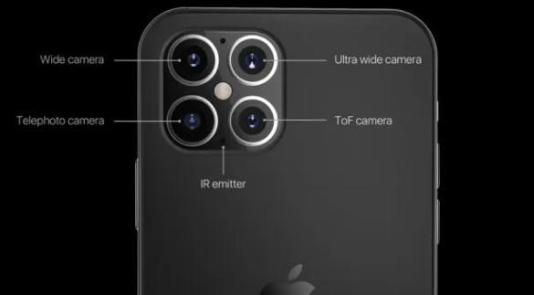 报告称,iPhone 12 Pro配备6GB RAM,普通iPhone 12配备4GB RAM