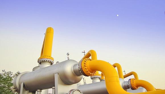 国内最大液化天然气生产基地停产 恢复时间不确定图片