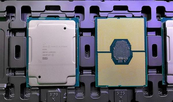 14nm缺货已经影响高端至强处理器 AMD要躺赢了