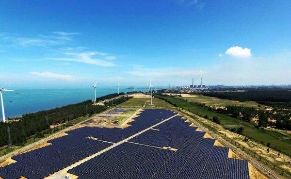 华能东方光伏电站运行三年,智能化效果显著
