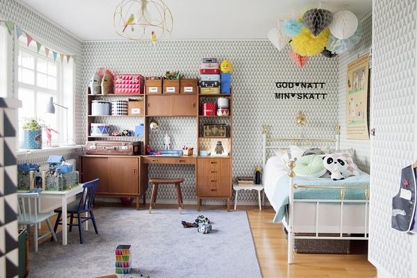 儿童房怎么装修好看 儿童房装修有什么注意事项