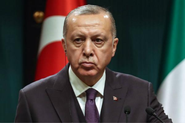 土耳其总统(图:法新社)