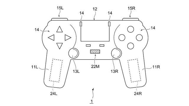 索尼手柄内置麦克风新专利曝光 或用于PS5主机