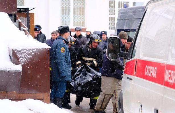 俄罗斯酒店供暖管道爆裂,八名顾客住地下室被淹,五人被热水烫死
