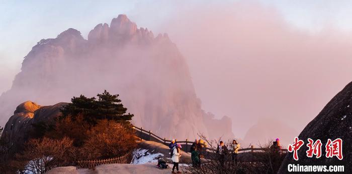 黄山入《世界遗产名录》30周年,全球游客2月份门票半价