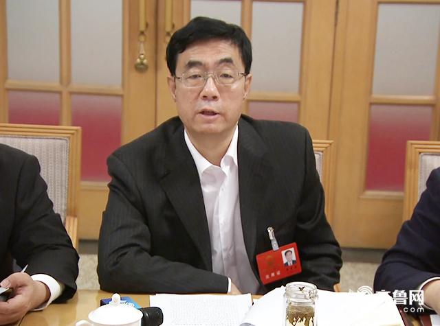 省人大代表、陵城区长李希岩:加快推动新能源汽车和新型纺织两大产业崛起
