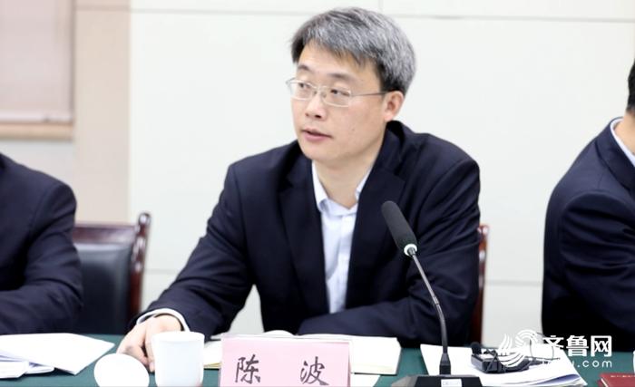 省人大代表陈波:引导企业谋项目、抓技改、促转型 打造先进制造业基地