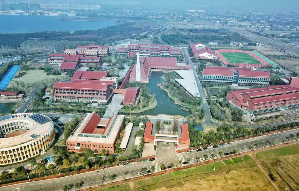 VIRTUARCH 德建 | 北京外国语大学附属如皋龙游湖外国语学校