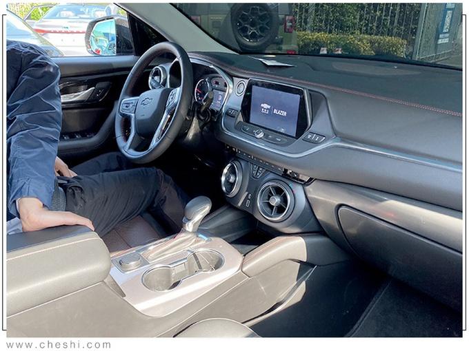雪佛兰大7座SUV开拓者3月上市 预计25万起售