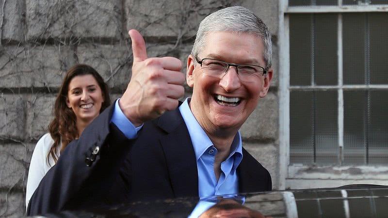 苹果CEO库克:全球公司税体系必须彻底改革