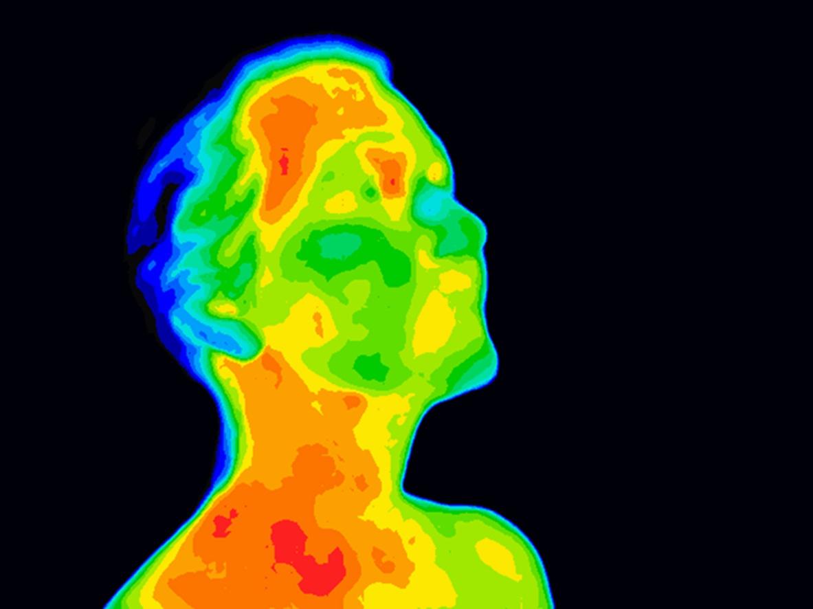 隔着墙都不安全了?英特尔最新AI根据热成像识别人脸