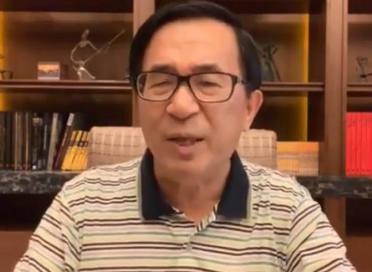 """得票率仅1% 陈水扁领导的""""台独""""组织彻底解散图片"""