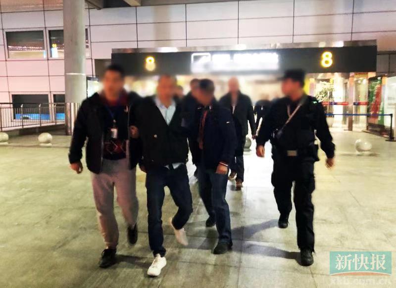 广州天河十一年前母女被害命案嫌疑犯落网