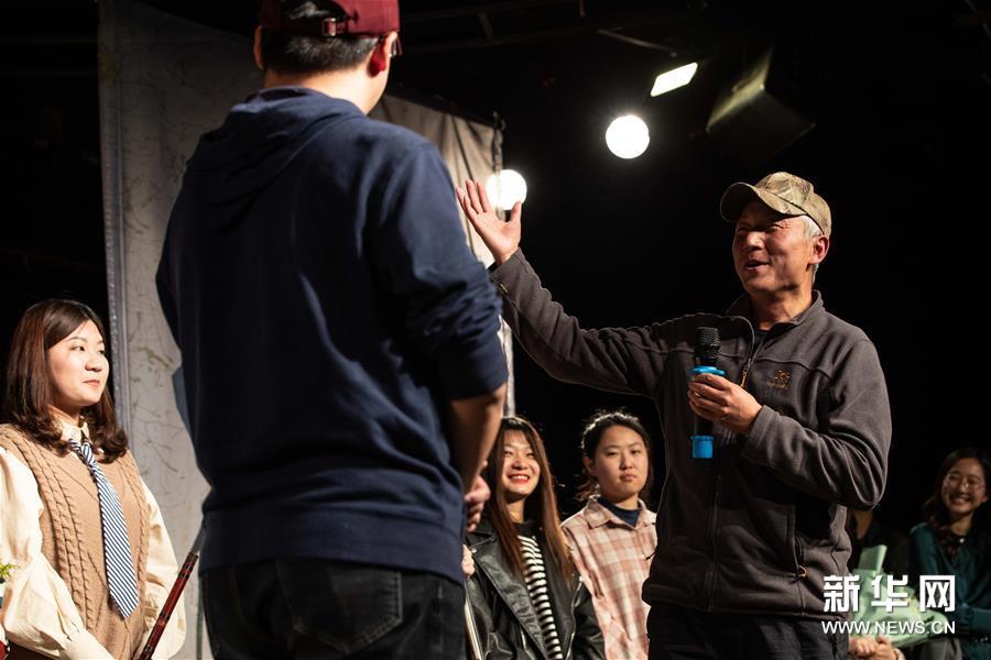 绿孔雀保护主题话剧——《心尖上的绿孔雀》在京首演