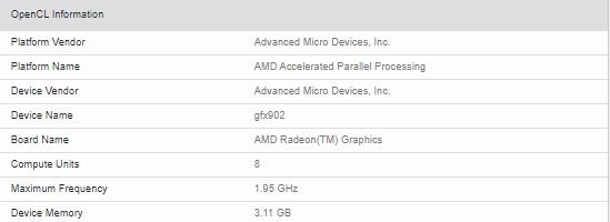 微软 Surface Laptop 4 搭载定制版 AMD 处理器,GPU 频率高达 1.95GHz