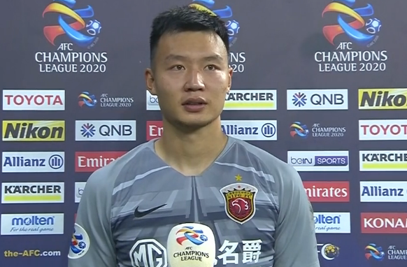 陈威:大家都很努力,对手是澳大利亚冠军很有实力